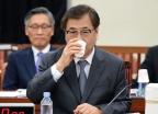 국회 정보위 출석한 국정원장