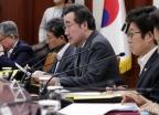 국정현안점검조정회의 주재하는 이낙연 총리