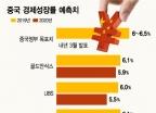 중국 성장률 지속 하락, 2020년 6%도 어렵다는데