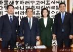 국회의장, 교섭단체 원내대표 회동