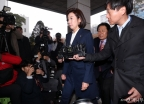 '패트 충돌' 나경원 검찰 출석