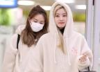 다현-나연 '오늘은 북극곰 패션'