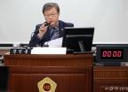 발언하는 장인홍 서울시의회 교육위원장