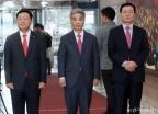 금투협회장 도전하는 나재철-신성호-정기승