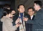 김기현 전 울산시장, 檢 참고인 출석