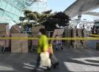 경찰에 적발된 '마스크 박스갈이' 현장