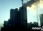 인천 청라동 아파트서 화재 발생… 주민 대피