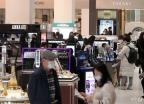 '코로나19' 긴장 속 갤러리아 광교점 오픈