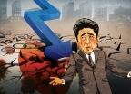 설상가상 코로나까지…아베 '3월 위기설' 나오는 이유