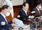 정부서울청사 임시 국무회의