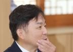 출입기자 간담회 연 원희룡 제주지사