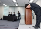 '택배기사 과로사' 사과 나선 CJ대한통운