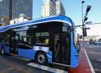 서울시, 친환경 수소버스 운행 시작