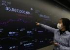 국내 비트코인 6500만원 돌파…글로벌 시총 1조弗 넘겼다