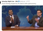 "SNL 출연한 머스크 ""도지"" 언급했지만…도지코인은 30% 뚝"