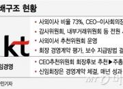 [단독]KT, 후계 CEO 양성 프로그램 만든다…지배구조 개선안 마련