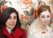 산 속에서 만난 결혼식