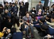 [서초동살롱] 위안부 할머니가 법정서 무릎 꿇고 외친 한마디