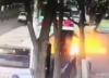 [영상]'순식간에 버스가 땅 속으로...' 中 싱크홀 사고 순간