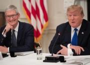 '애플 이러기야?' 트럼프가 말한 삼성·테슬라·보잉