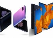 Z플립 vs 메이트Xs…폴더블폰 2라운드 승자는?