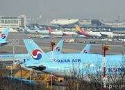 비행기가 멈추자 급여가 끊겼다…항공협력사 눈물