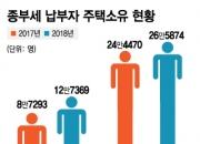 이낙연 종부세 공약 수혜자? 리센츠 89만원 vs 반래퍼 371만원