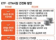 고강도 상장지수상품 규제…뼈 아픈 'ETF' 몰래 웃는 'ETN'