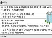 [단독]은마 50층 열렸다..용도·중심지 동시변경 허용