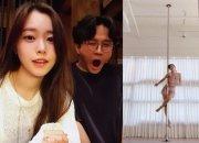 """'박성광♥'이솔이, """"너무 야해"""" 지적에도 남편 앞 폴댄스"""
