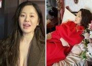 고현정, 화보 촬영장 공개…가슴선 드러난 노출 의상 '깜짝'