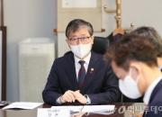 """김현미와 다르다?..8일만에 업계만난 변창흠 """"분양주택 충분 공급"""""""