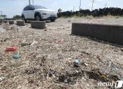 바다 건너온 쓰레기 95%, 중국서 왔다