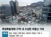 [단독]서울역쪽방촌 개발도 샜나…발표 하루전 수상한 '1평' 거래