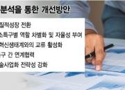 '빛좋은 개살구' 연구개발특구…첫발 떼는 강병삼의 '리셋'