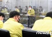 '오세훈 업무보고' 시작…서울시 실국장 떨고 있는 이유는