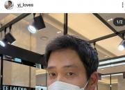 정용진 또 경쟁사서 '셀카'…'현대백화점 판교점' 깜짝 방문