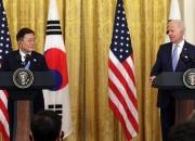 """文대통령·바이든 """"최첨단 반도체 협력…해외 원전사업 공동 참여"""""""