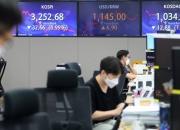 """코스피 장중 3200선 밑으로…""""하락세 아닌 박스권 흐름"""""""