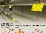 """""""美 또 화장지 사재기"""" 보고에 이재용·정의선 안색이 변했다"""