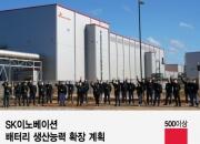 '분할 승부수' SK이노베이션···적기 투자로 배터리 3위 '겨냥'