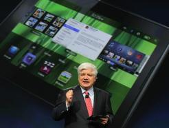 '블랙베리 <strong>태블릿</strong>PC'도 7인치!