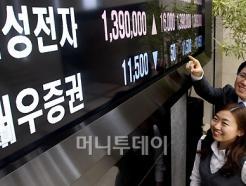 <strong>삼성전자</strong>, 139만원 사상최고가 경신