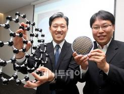 <strong>삼성전자</strong>, 그래핀 소재 차세대 반도체 개발