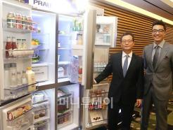 위니아<strong>만도</strong>, 프리미엄 냉장고 출시