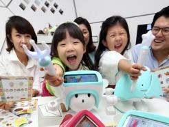 <strong>SK텔레콤</strong>, 어린이를 위한 스마트 교육 로봇 '아띠' 출시