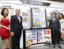 <strong>LG전자</strong>, 더블매직스페이스 냉장고 출시