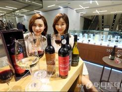 <strong>신세계</strong>百 '남성매장에서 와인 시음하세요!'