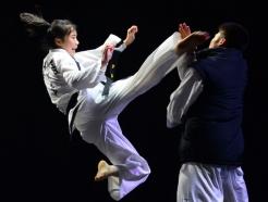 평창올림픽에서 남북한 태권도 합동공연 '청신호'
