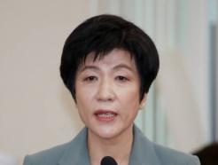 '현역의원 입각불패'…김영주, 청문회 넘어 여성 최초 노동장관(종합)